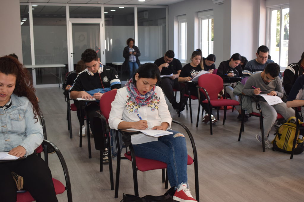 La Noria y la Asociación Cívica para la Prevención forman a 40 jóvenes para la obtención del Título de ESO y el acceso a ciclos formativos