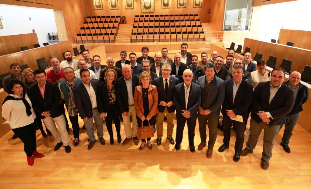 La Diputación renovará 7.000 puntos de luz de 54 municipios para reducir el consumo energético en más del 70%
