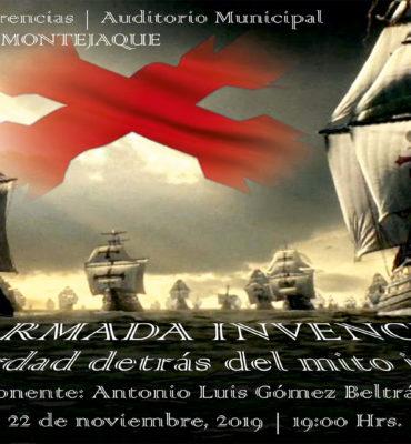 Ciclo de conferencias Auditorio Municipal   La Armada Invencible